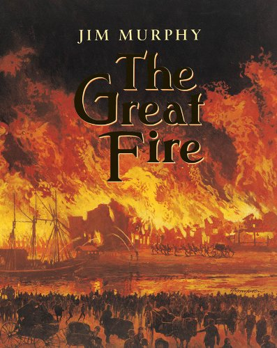 9780590472678: The Great Fire (Newbery Honor Book)
