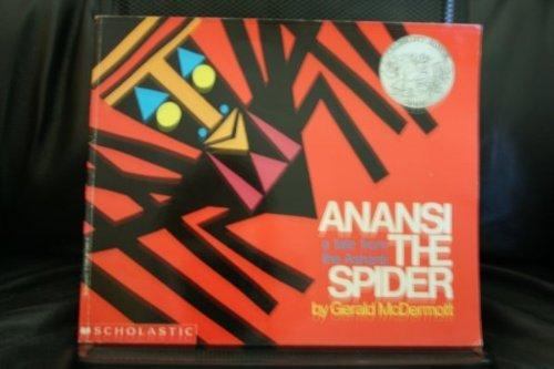 9780590473408: Anansi The Spider