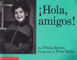 Hola Amigos! (0590473611) by Tricia Brown