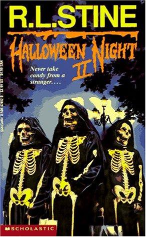 9780590474825: Halloween Night II (Point Horror Series)