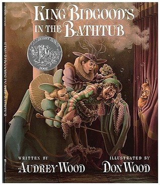 9780590474993: King Bidgood's in the Bathtub [Hardcover] by