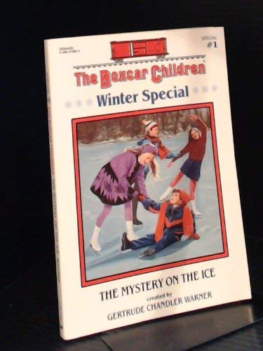 9780590475051: The Mystery on Ice (The Boxcar Children Winter Special No.1)