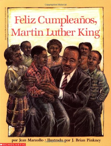 9780590475075: Feliz Cumpleanos, Martin Luther King