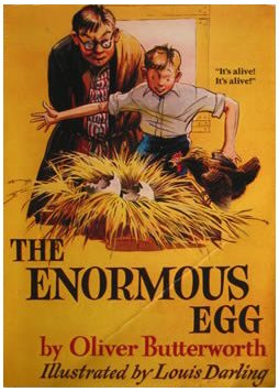 The Enormous Egg: Butterworth, Oliver