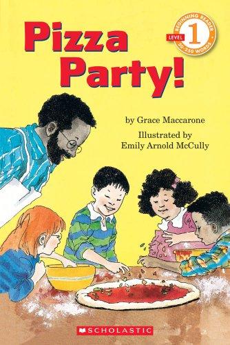 9780590475631: Pizza Party (Level 1) (Hello, Reader, Level 1, Preschool-Grade 1)