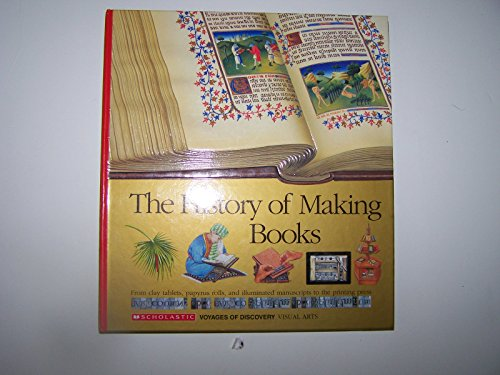 The History of Making Books: From Clay