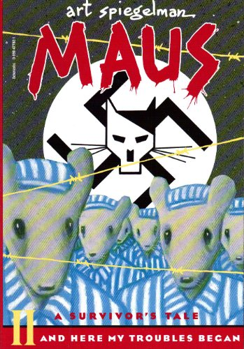 Maus II: A Survivor's Tale: And Here My Troubles Began (0590477021) by Art Spiegelman