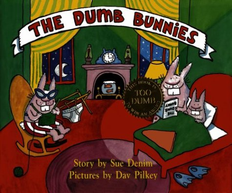 9780590477086: The Dumb Bunnies