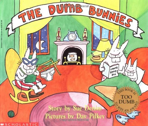 9780590477093: The Dumb Bunnies