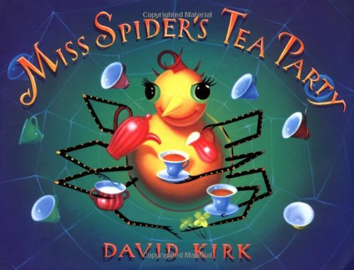 [signed] Miss Spider's Tea Party