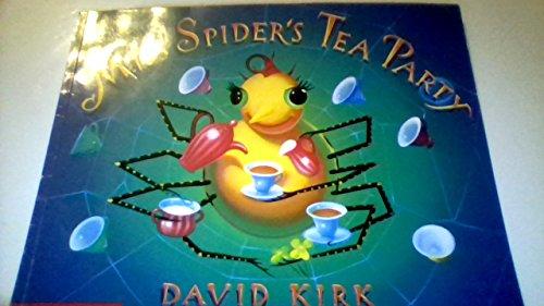 9780590477253: Miss Spider's Tea Party