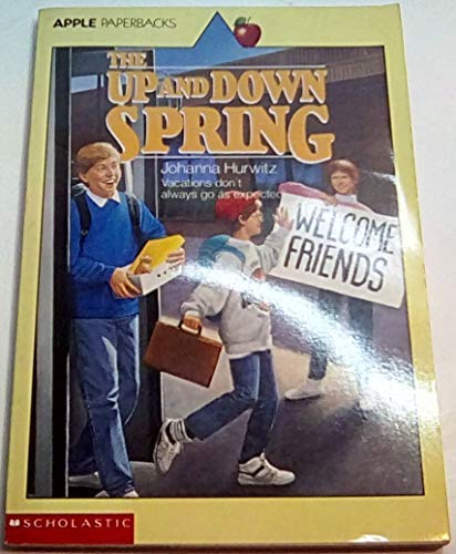 9780590477369: The Up and Down Spring