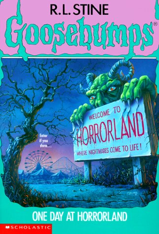9780590477383: One Day at Horrorland