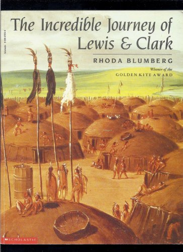 9780590477543: The incredible journey of Lewis and Clark