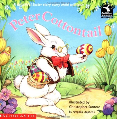 9780590477611: Peter Cottontail (Read With Me Paperbacks)