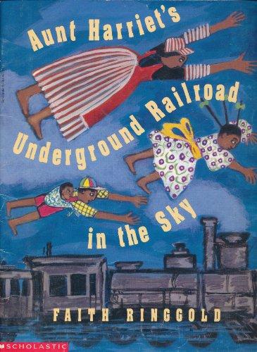 9780590477819: Aunt Harriet's Underground Railroad in the Sky [Taschenbuch] by Faith Ringgold