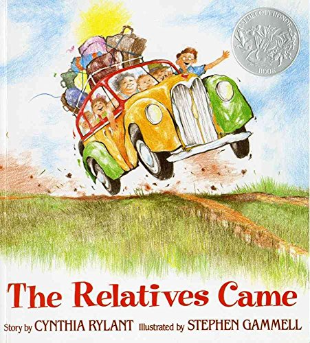 9780590477901: [The Relatives Came] (By: RYLANT) [published: July, 1993]