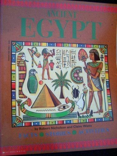 9780590478366: Ancient Egypt