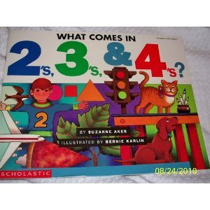 9780590478380: What comes in 2's, 3's, & 4's?