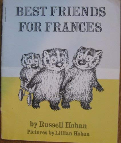 9780590478465: Best Friends for Frances Inscribed Hoban