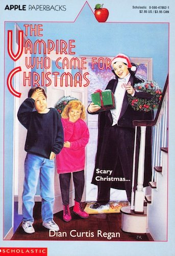 The Vampire Who Came for Christmas: Dian Curtis Regan