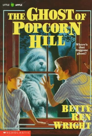9780590478731: The Ghost of Popcorn Hill