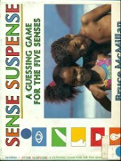 9780590479042: Sense Suspense: A Guessing Game for the Five Senses