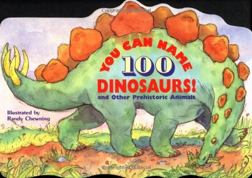 9780590479134: You Can Name 100 Dinosaurs!