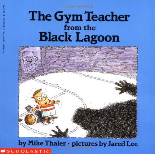 9780590479172: The Gym Teacher from the Black Lagoon