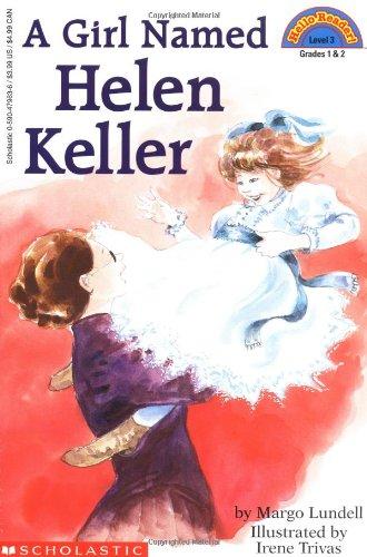 9780590479639: A Girl Named Helen Keller (Scholastic Reader Level 3)