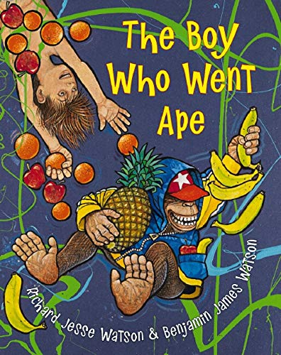 9780590479660: The Boy Who Went Ape