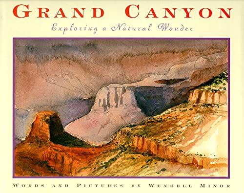 9780590479684: Grand Canyon: Exploring a Natural Wonder
