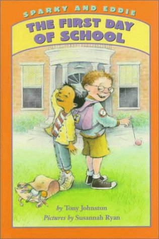 9780590479783: Sparky and Eddie: The First Day of School