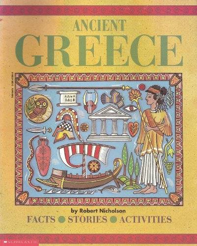9780590479943: Ancient Greece (Journey into civilization)