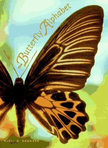 The Butterfly Alphabet: Sandved, Kjell Bloch