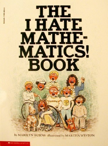 9780590480147: The I Hate Mathematics! Book