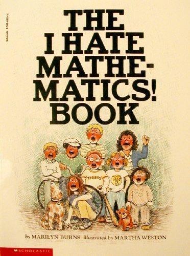 9780590480147: The I Hate Mathematics! Book