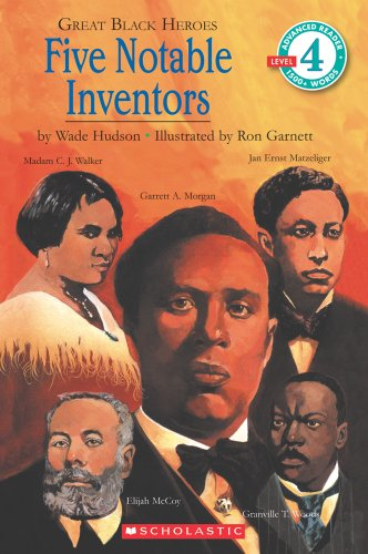 9780590480338: Great Black Heroes: Five Notable Inventors (level 4) (Hello Reader)