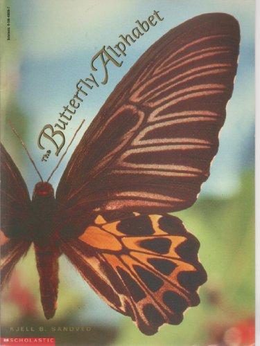 The Butterfly Alphabet: Kjell B. Sandved