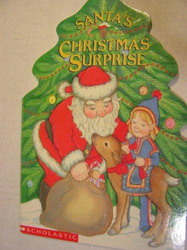 9780590480413: Santa's Christmas Surprise (Sparkling Christmas Tree Books)