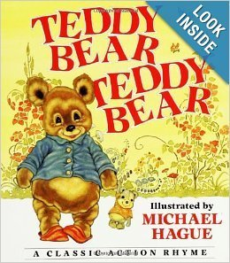 9780590480451: Teddy Bear, Teddy Bear: A Classic Action Rhyme