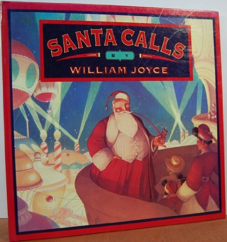 9780590480741: Santa calls
