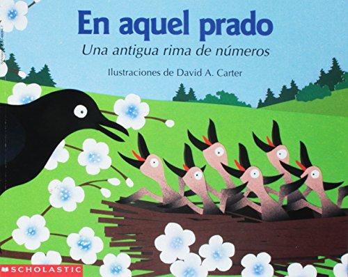 9780590480840: En Aquel Prado: Una Antigua Rima De Numeros (Spanish Edition)