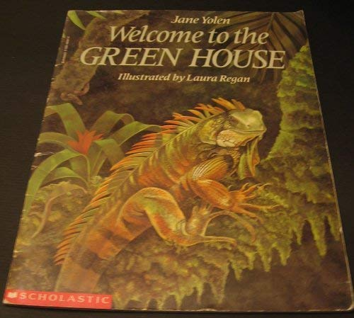 9780590480918: Welcome to the Greenhouse