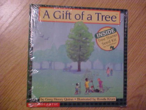 9780590480925: A Gift of a Tree/Book and Tree Starter Kit