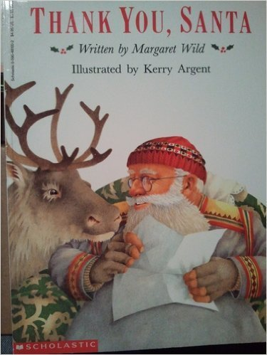 Thank You, Santa (9780590481007) by Wild, Margaret