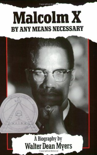 9780590481090: Malcolm X: By Any Means Necessary