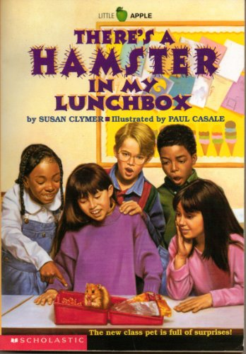 9780590481205: There's a Hamster in My Lunchbox (Little Apple)
