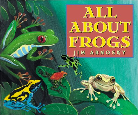 9780590481649: All About Frogs