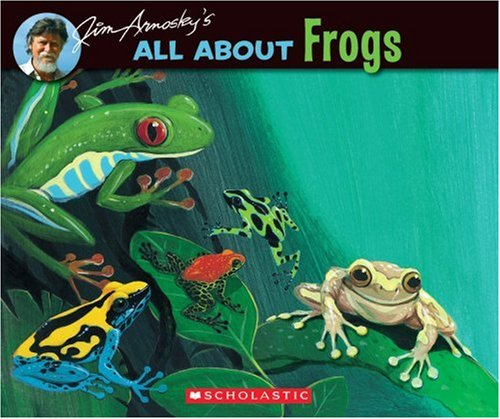 9780590481656: All About Frogs